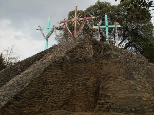 Pirámide de Mazatépetl 1