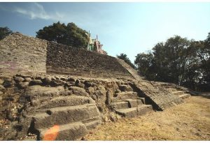 Pirámide de Mazatépetl 2